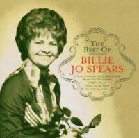 Billie Jo Spears - The Very Best Of Billie Jo Spears (NEW CD)