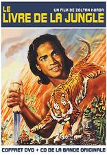 DVD Le Livre de la Jungle - Coffret DVD + CD de la bande originale / BOF - OST
