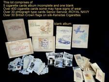 Large Collection of vintage 40s and 50s cigarette cards albums and loose