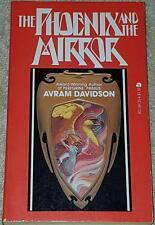 Avram Davidson THE PHOENIX AND THE MIRROR (paperback) Ace, USA.