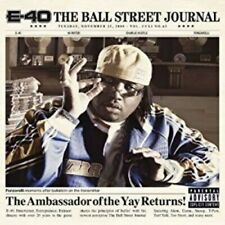 CD: E-40 The Ball Street Journal NM PA VERSION