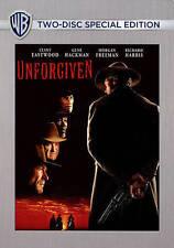Unforgiven (Dvd, 2015, 2-Disc Set, Special Edition)