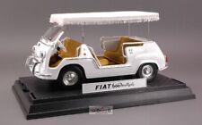 Fiat 600 Multipla Taxi Italia Torino 1961 White MINIMINIERA 1:18 MMT74309