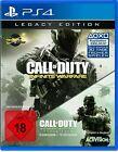 Call Of Duty: Infinite Warfare Legacy Edition PS4 (Sony PlayStation 4) NEU OVP