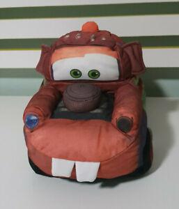Mattel Disney Pixar Cars Talking & Joking Tow Mater Soft Plush Tow Truck 28CM