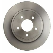 Rear Left / Right Solid Brake Disc Rotor Brembo 08B41211 for Mazda Tribute