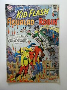 Brave and the Bold #54 GD/VG Condition! 1st App of Teen Titans! Moisture damage