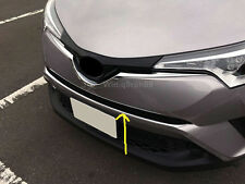 For Toyota C-HR 2016 2017 2018 ABS Front Bottom Grille Cover Decoration Trim *1