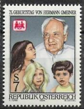Österreich Nr.2128 ** Hermann Gmeiner 1994, postfrisch