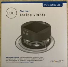 Luci Solor String Lights