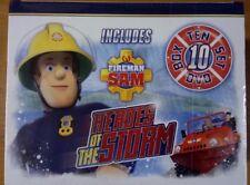 Fireman Sam 10 DVD Boxset - NEW - Free Postage