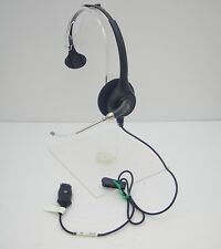 d301bf84698 Plantronics SupraPlus P251 Mono Polaris Voice Tube Headset w/o lower QD  Cable
