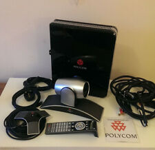 Polycom HDX 6000 HD Conferencing System. Cables Included.