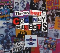 COCKNEY REJECTS - THE VERY BEST OF  CD NEW!