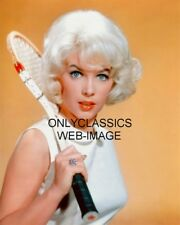 SEXY GIRL STELLA STEVENS TENNIS ANYONE? PHOTO BEAUTY PINUP CHEESECAKE GREEN EYES