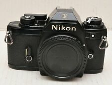 Nikon EM 35mm SLR Film Camera Body Only *Working Order*