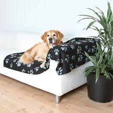 NEW Barney Dog Blanket Fleece Large With Paws 100 x 150 cm