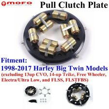 Variable Pressure Easy Pull Clutch Plate Kit For Harley Big Twin Models 1998-17