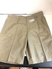 Walter Hagen Size 35 Mens Pleated Shorts Khaki New L16