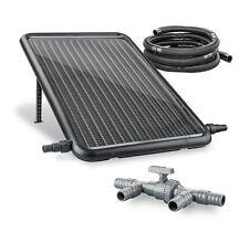 Pool Solarkollektor 106 x 75 cm Solarheizung Solar Poolheizung + Verrohrung