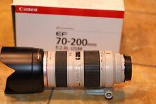 Canon EF 7042A002 70-200mm f/2.8 L USM Lens White L Series Canon Pro Lens