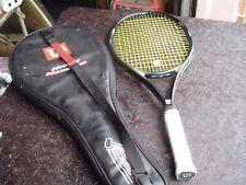 Wilson Hammer 5.0 Stretch 110 Graphite Tennis Racquet 4 1/2 w Pro Overwrap