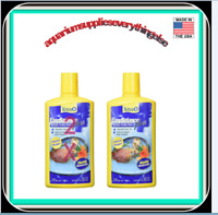 2 X Tetra EasyBalance Plus 16.9 Ounces, Weekly Freshwater  Water Conditioner