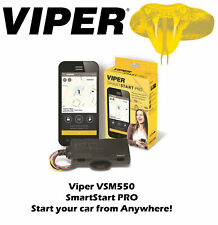 Viper SmartStart Pro GPS Module Smart Phone Remote Start VSM550