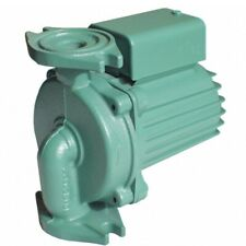 New Taco 009 F5 1 Cast Iron In Line 18 Hp Circulating Pump 115v Flgd 4pc94