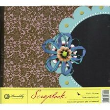 """Piccadilly Scrapbook Album BRAND NEW! 20 pages 12""""x12"""" Page Scrapbooking Album"""