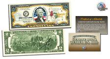 USA United State $2 Dollar Bill AIR FORCE World War II Legal Tender Cetificated