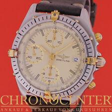 Breitling Chronomat Ref. B13047 Stahl / Leder