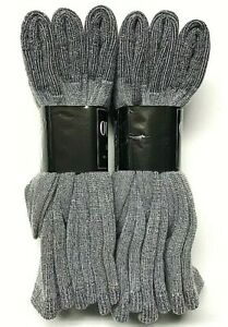 3 or 6 Pairs Out Door Merino Wool Work / Hunting Boot Sock Size 9-11, USA.