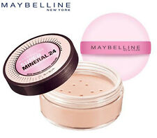 [MAYBELLINE] Super Mineral 24 Healthy Long Lasting Loose Powder Foundation 8g