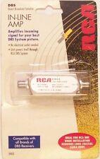 RCA DBS Satellite Accessories In-Line Amplifier D903