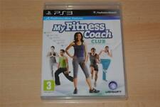 My Fitness Coach Club PS3 Playstation 3 Move Compatible **FREE UK POSTAGE**