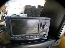 03 04 05 06 07 08 AUDI A4 S4 RS4 NAVIGATION GPS UNIT CD PLAYER B6 B7 RNS-E