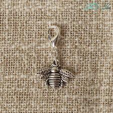 Anhänger Biene Honeybee Pendant Bettelarmband Schlüsselanhänger