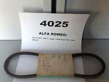 CINGHIA VENTILATORE ALFA ROMEO  GIULIA GT-GTA/ GT 1300 JUNIOR