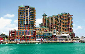 Destin, FL, Wyndham Emerald Grande, 3 Bedroom + Harbor View, 13 - 15 July 2021