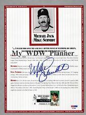 Mike Schmidt - Philadelphia Phillies - Signed Photo - PSA/DNA