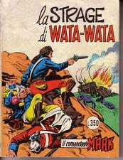 Il Comandante Mark 59 - La strage di Wata-Wata