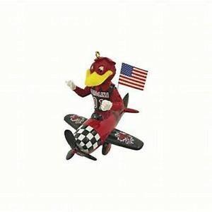 South Carolina Gamecocks NCAA Mascot Airplane Ornament