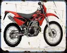 Gas Gas Pampera 400 4S 06 A4 Metal Sign Motorbike Vintage Aged