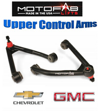 "Motofab 2.5""-3"" Lift Aluminum / Steel Upper Control Arms For 14-16 Chevrolet GMC"