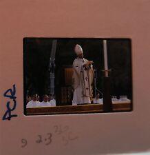POPE JOHN PAUL II 1978-2005 Karol Józef Wojtyła Bishop of Kraków SAINT SLIDE 21