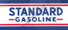 Standard Gasoline Flat Ad Glass (AG428)