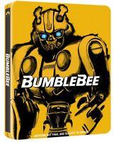 Bumblebee Limited Editon Steelbook Blu Ray