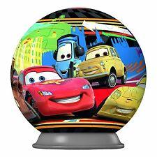 RAVENSBURGER PUZZLEBALL LAMPADA 3D DISNEY PIXAR CARS 2 54 PEZZI 11859 2011 NUOVO