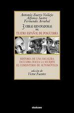 Tres obras renovadoras del teatro español de Posguerra : Historia de una...
